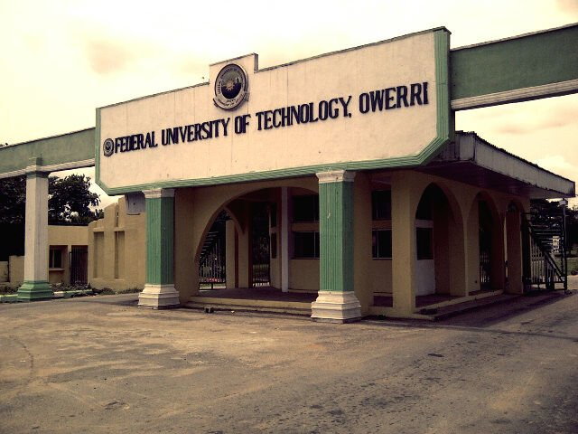 Federal University of Technology Owerri (FUTO) Pre-Degree Students Registration Procedure for 2019/2020 Academic Session