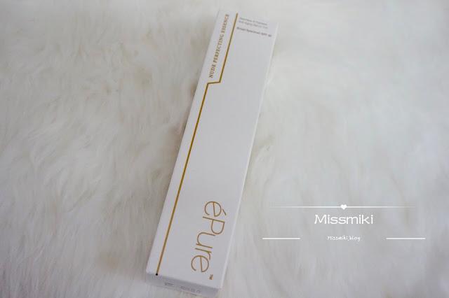 懶人必備|集精華、防曬、粉底於一身|éPure  完美素肌防曬精華 SPF30 IMG 1480
