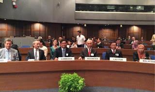 Walikota Padang Jadi Pembicara di Forum Walikota ASEAN
