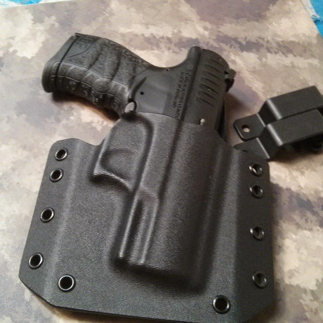 Statureman Custom Holsters Walther Ccp Kydex Holster