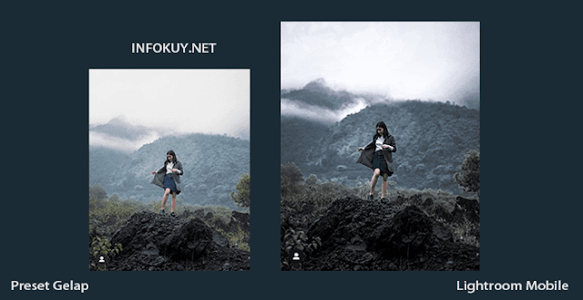 Tutorial Lightroom Gelap