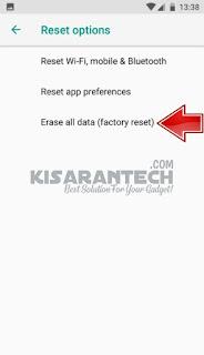 Cara Factory Reset Xiaomi Redmi Note 7, 7 Pro