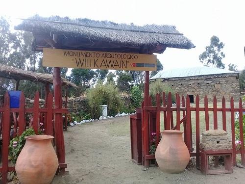 Complejo Arqueológico de Willcahuaín