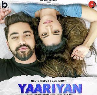 YAARIYAN Lyrics & Download | Mamta Sharma