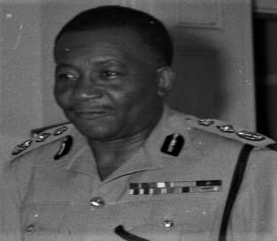 Meet Louis Edet the 1st Nigerian Inspector General of Police