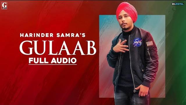Gulab Lyrics - Harinder Samra,Gulab Lyrics