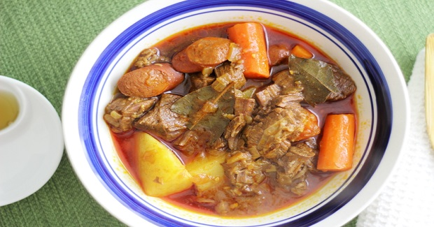 Spicy Beef Mechado Recipe