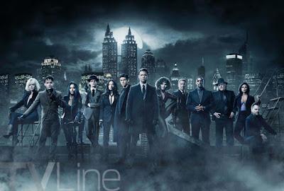 """Cuarta temporada de """"Gotham""""."""