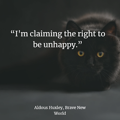 Brave New World Book Aldous Huxley best quotes