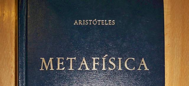 Metafisica y las obras de Aristoteles