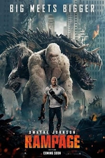 Rampage: Destruição Total (2018) Torrent – BluRay 720p | 1080p Dublado / Dual Áudio 5.1 Download