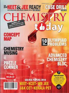 Chemistry Today July 2018