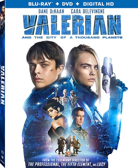 Valerian and the City of a Thousand Planets (Valerian y La Ciudad de los Mil Planetas) (2017) m1080p BDRip 17GB mkv Dual Audio DTS-HD 7.1 ch