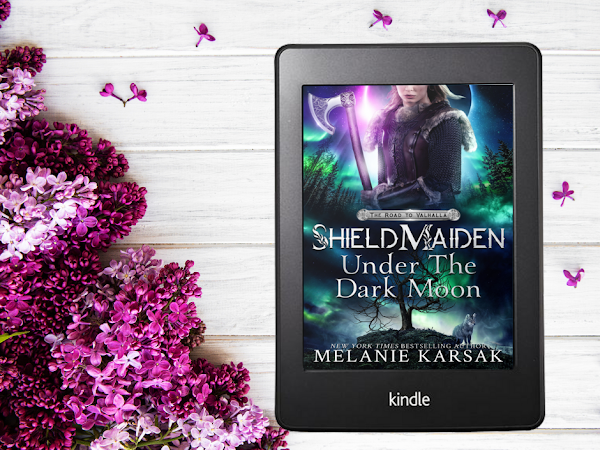 Shield-Maiden: Under the Dark Moon Now Available!