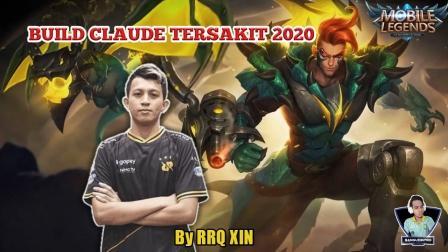 Build Claude RRQ Xin Strongs 2021
