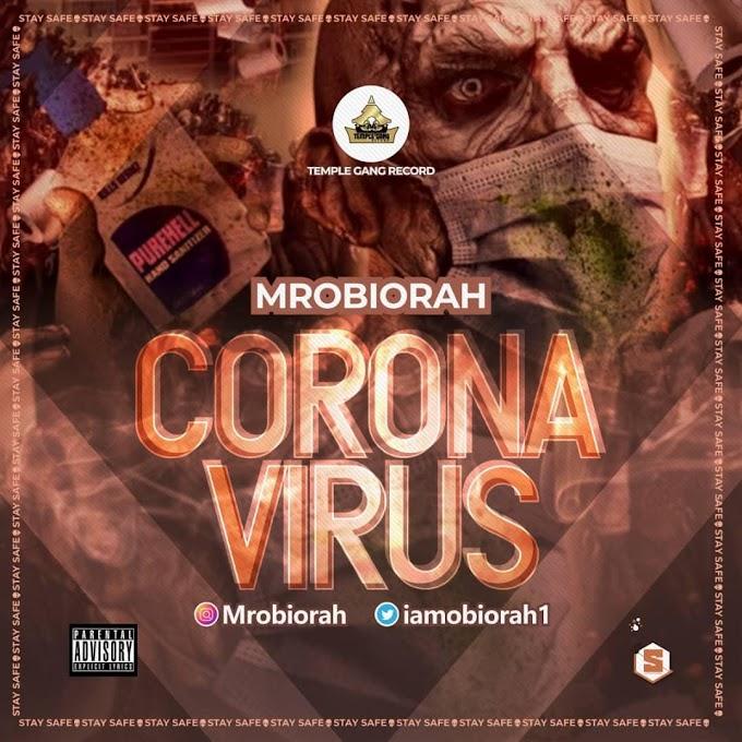 Mr Obiorah - Corona virus