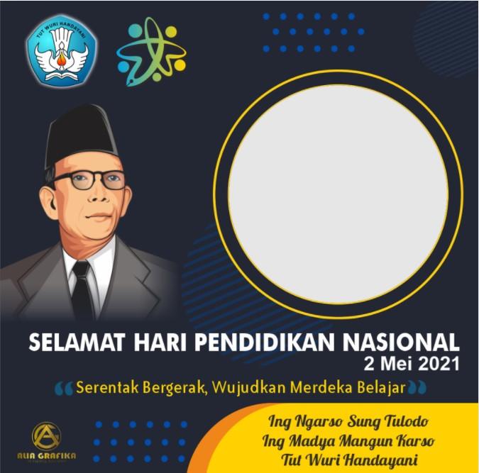 Link download Peringatan Hari Pendidikan Nasional 2 Mei 2021