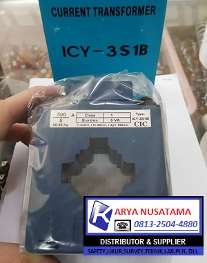 Jual Current Transformer ICY-3S 1B 500/5a di Pasuruan