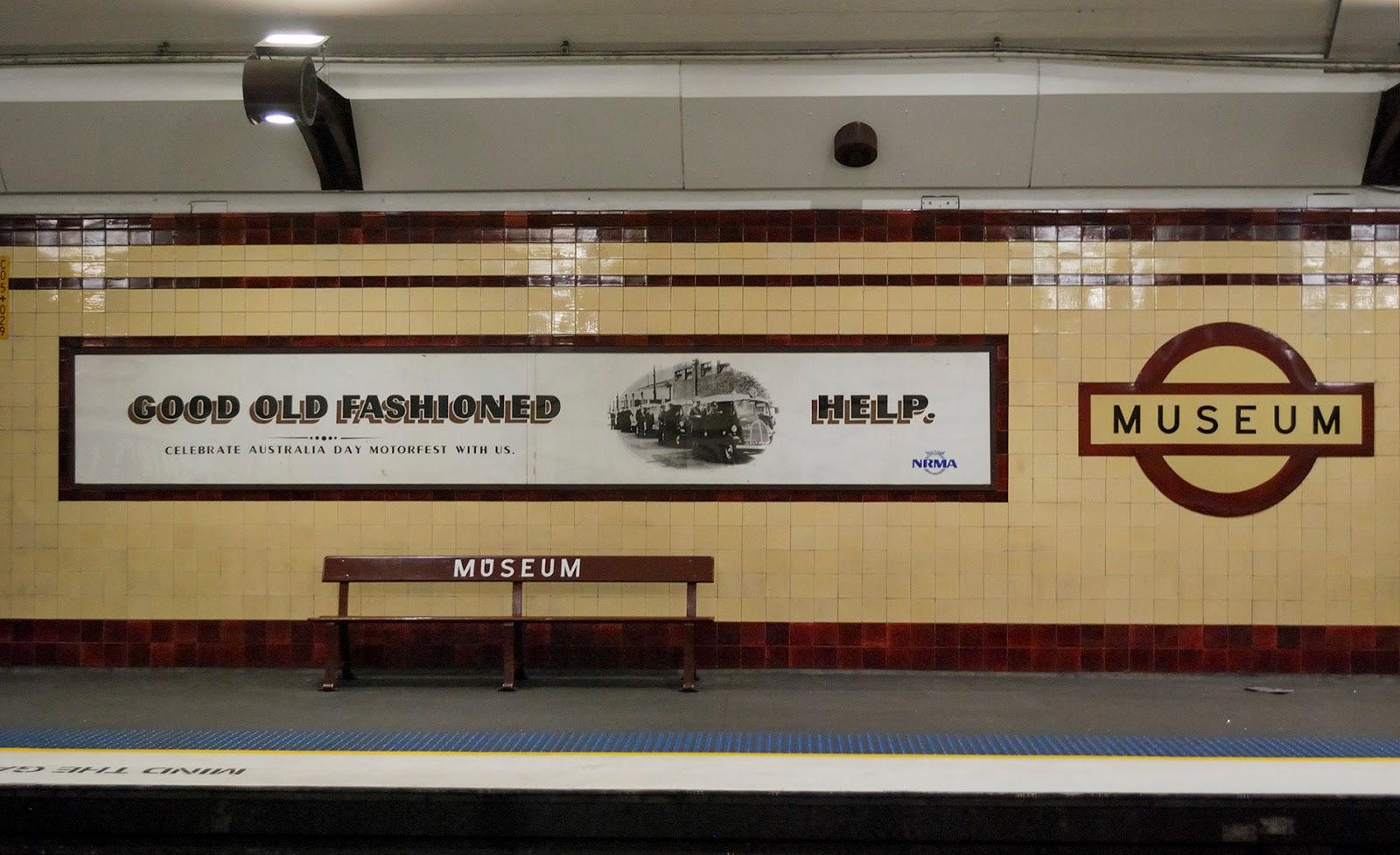 metro train sydney australia