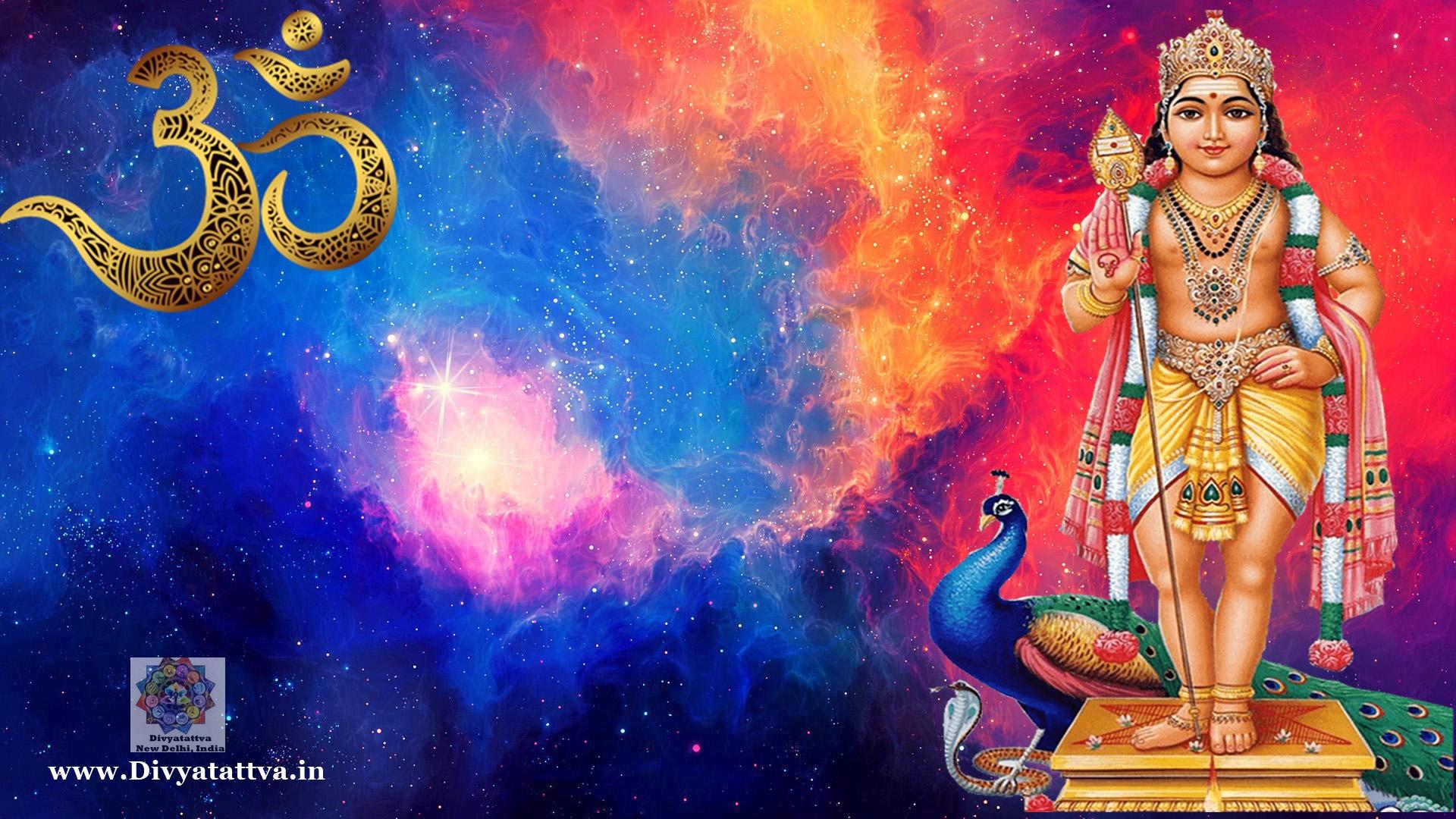 Hindu God Muruga, Kartikeya, Subrahmanya 4k HD Wallpapers & Backgrounds Murugan, Skanda, Kumara, and Subrahmanya is a god of war