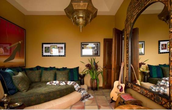Desain Rumah Minimalis Gaya Maroko