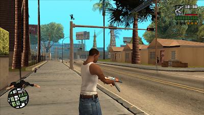 GTA San Andreas Super Force V5 Latest Version