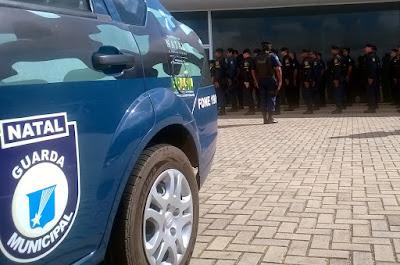 Prefeitura inaugura galeria de ex-comandantes e entrega novos equipamentos para a Guarda Municipal (RN)