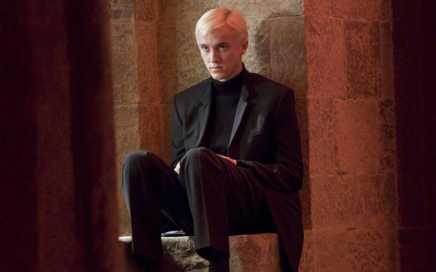 Том Фелтън от филмите за Хари Потър