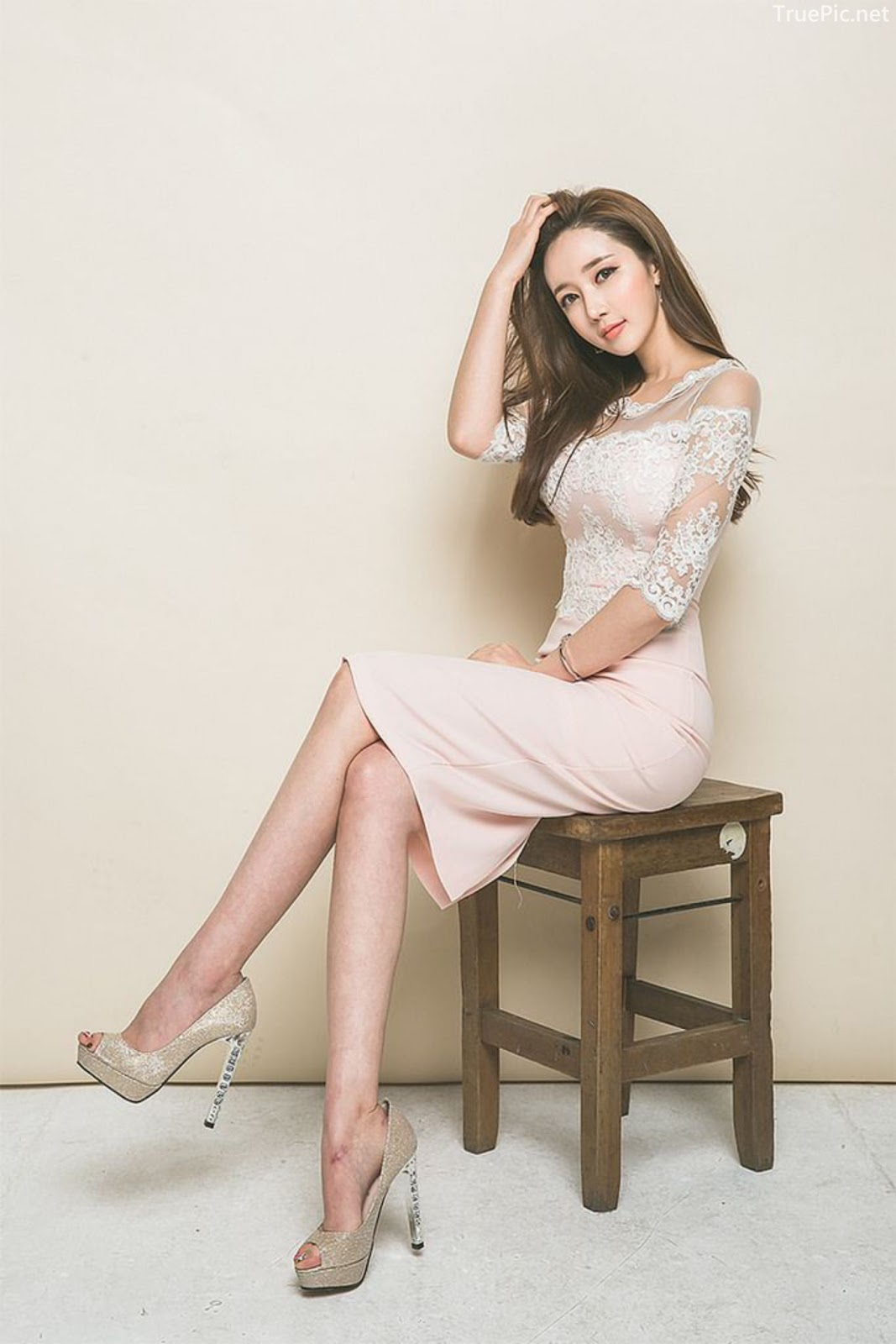 Lee Yeon Jeong - Indoor Photoshoot Collection - Korean fashion model - Part 3 - Picture 6