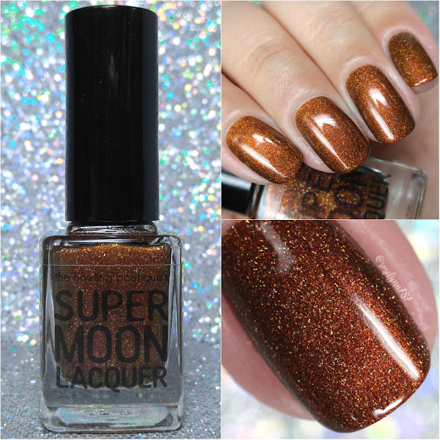Supermoon Lacquer - Sun Do Shine