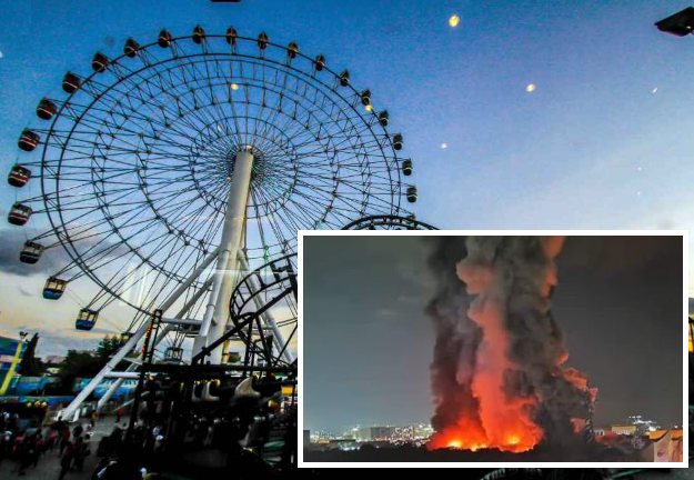 Star City Closed For Christmas After Massive Fire Where In