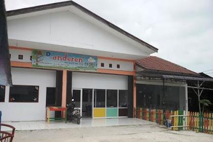 Lowongan PAUD Anderen Pekanbaru September 2019