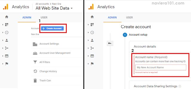 How to Add Multiple website in Google Analytics