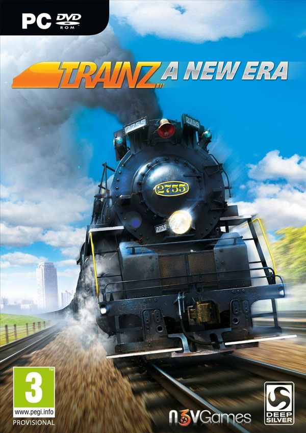 Trainz A New Era Download Cover Free Game