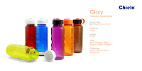 Tumbler Plastik Glory Hydration Water Bottle