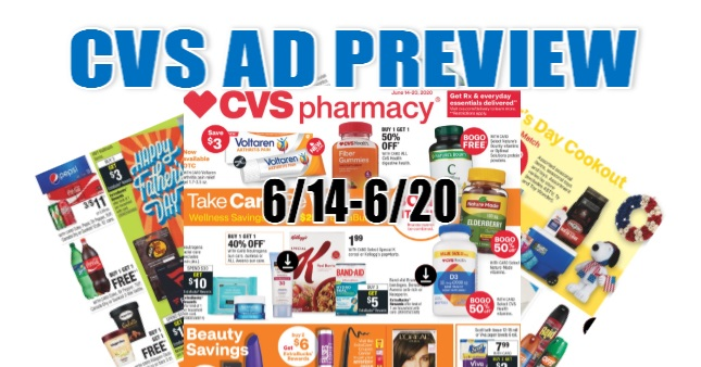 CVS Ad Scan 6-14 to 6-20