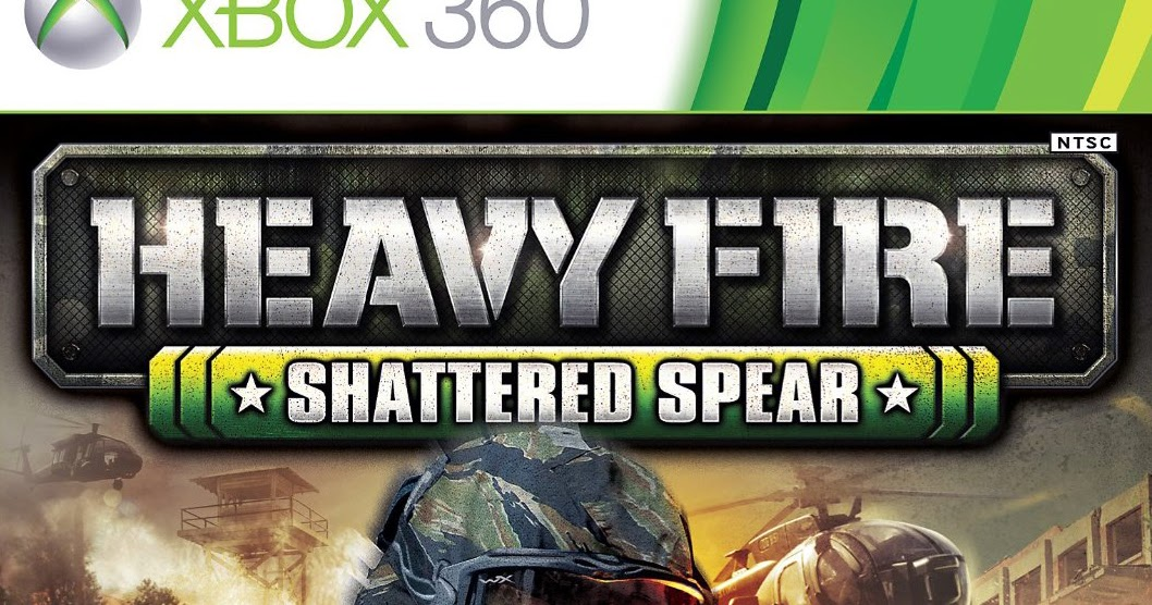 Heavy Fire: Shattered Spear - Full Version Game Download - PcGameFreeTop