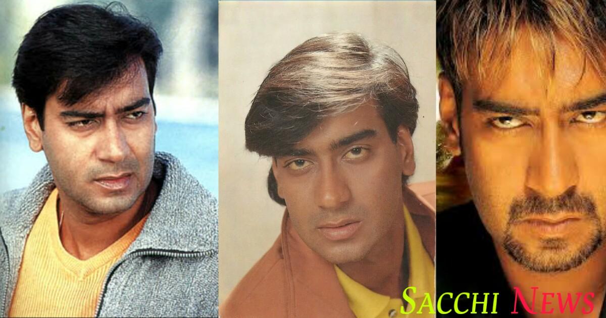 Bollywood actor ajay devgan hairstyle