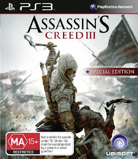 ASSASSIN'S CREED III PS3 TORRENT