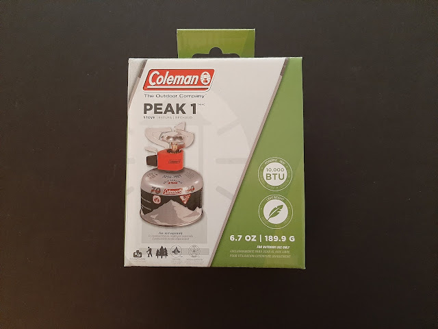 Coleman Peak 1 conversion donor