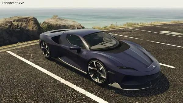 سيارة Grotti Itali RSX