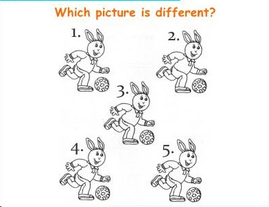 Diagrammatic or Abstract Reasoning Test with Answers @ Fun