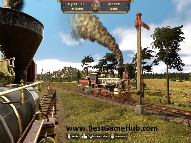 Railway Empire France PC Game Free Download Full Version