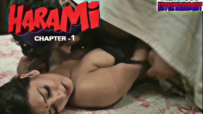 Amanya sexy scene - Harami (2021) HD 720p