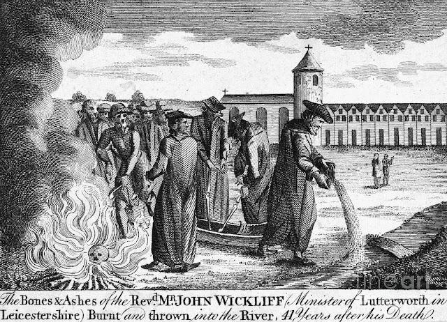 Exhumación-Wycliffe