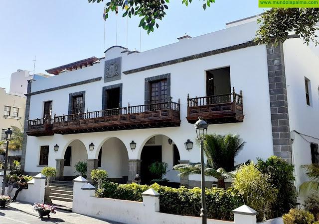 Más de medio millón de euros para el Camino La Jurona, en Las Manchas y el Camino entre Puerto Naos y La Bombilla