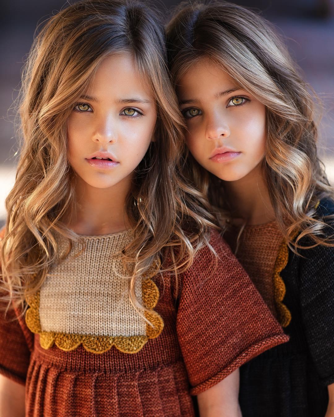 ТОП - 7 Самых Красивых Детей О Которых Говорит Весь Мир