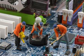 Mantenimiento correctivo de laptops y computadotas pc