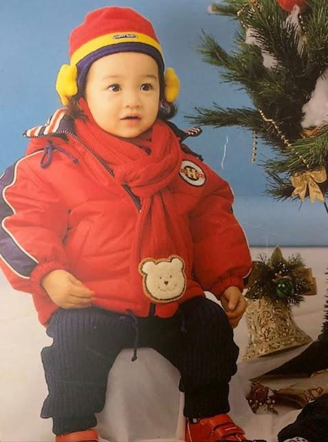 twice jihyo childhood pictures