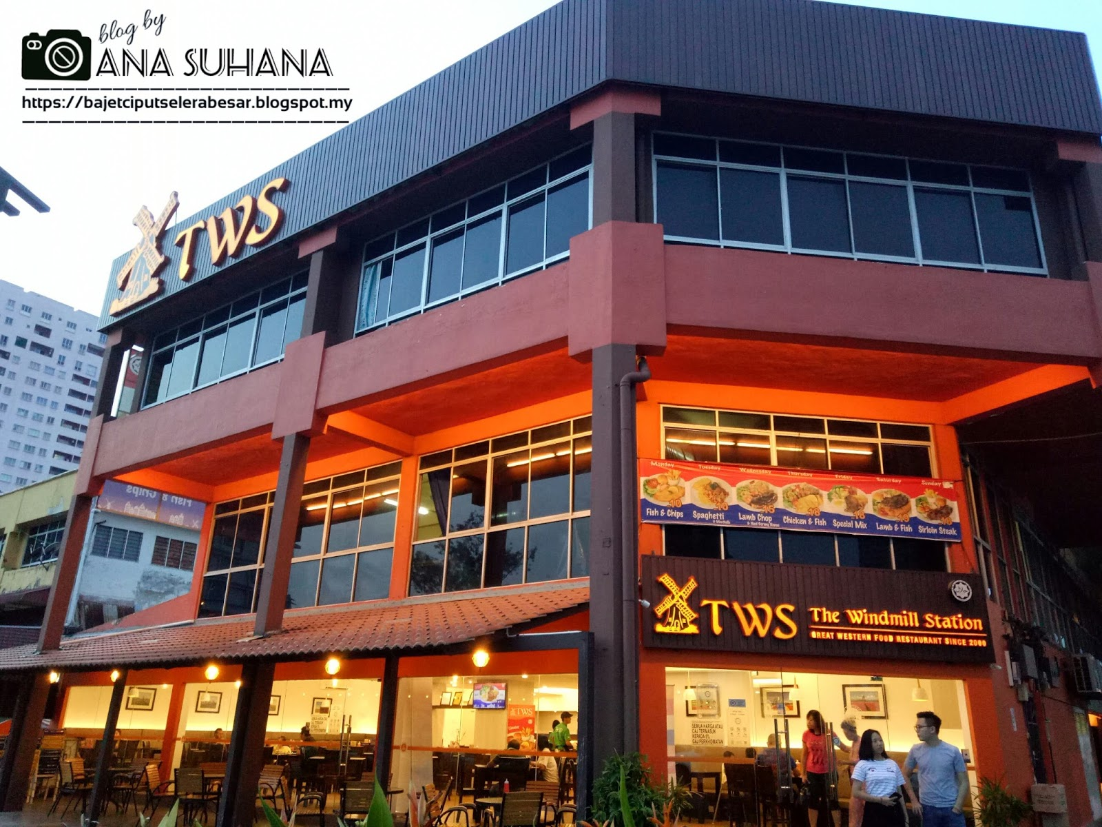 The Windmill Station Cawangan Melaka Raya